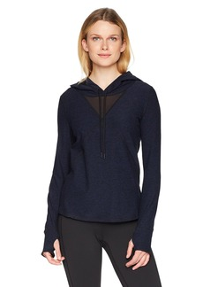 Marc New York Performance Women's Cozy Tech Hooded Pullover  S