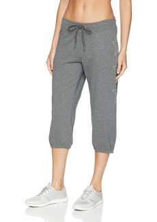 Marc New York Performance Women's Crop Pant with Stars  L