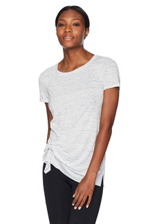 Marc New York Performance Women's Draped Front Tee