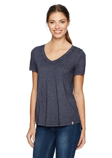 Marc New York Performance Women's ICY Wash V-Neck Tee  M