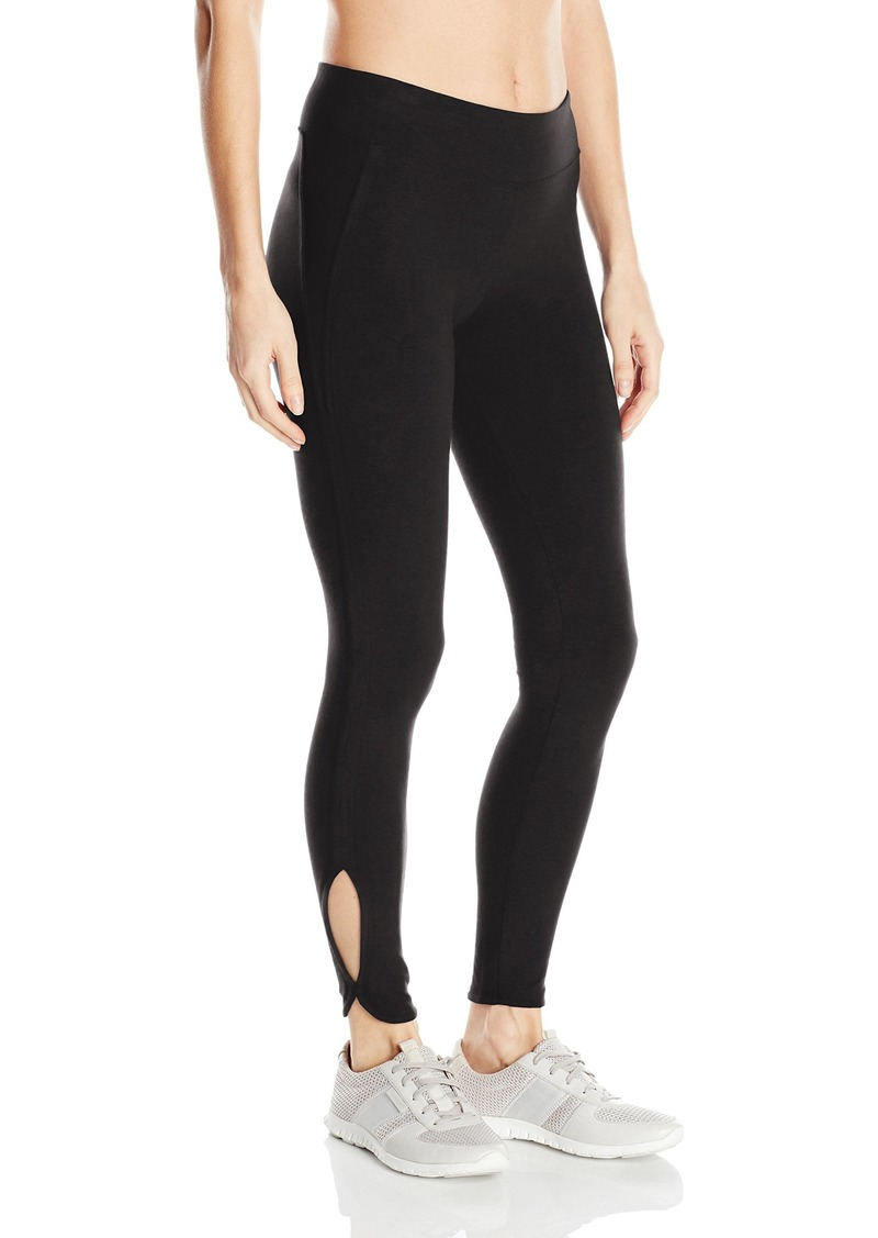 Marc New York Performance Women's Long Cut Out Legging  XL