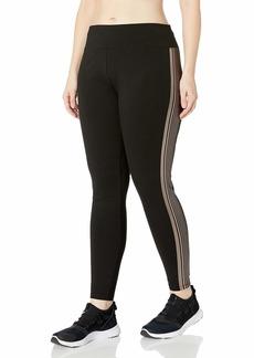 Marc New York Performance Women's Plus Size Cotton-Spandex Legging