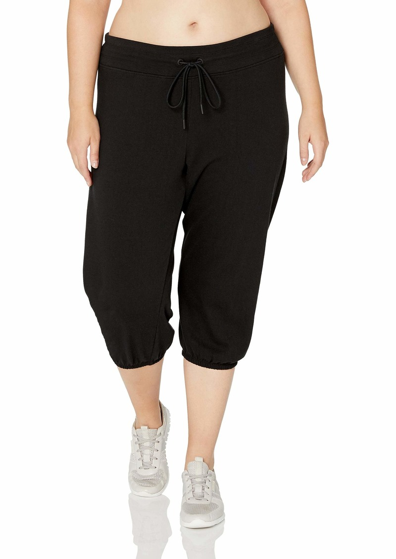 Marc New York Performance Women's Plus Size Crop Pant