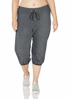 Marc New York Performance Women's Plus Size Crop Pant