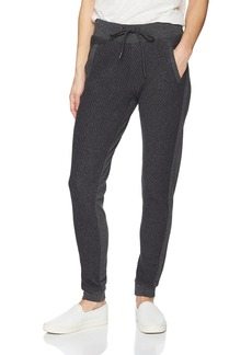 Marc New York Performance Women's Puff Knit Jogger Pant  M