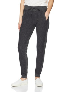 Marc New York Performance Women's Puff Knit Jogger Pant  S