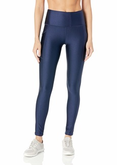Marc New York Performance Women's Waisted High Shine Compression Legging