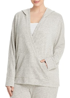 Marc New York Plus Crossover Front Hoodie