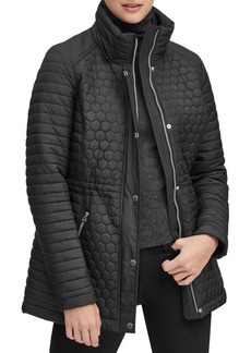 Marc New York Rosedale Quilted Zip Jacket