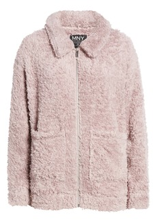 Marc New York Ultra Soft Faux Fur Jacket
