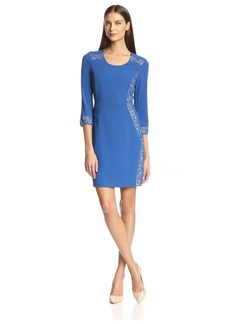 Marc New York Women's Fit-and-Flare Dress