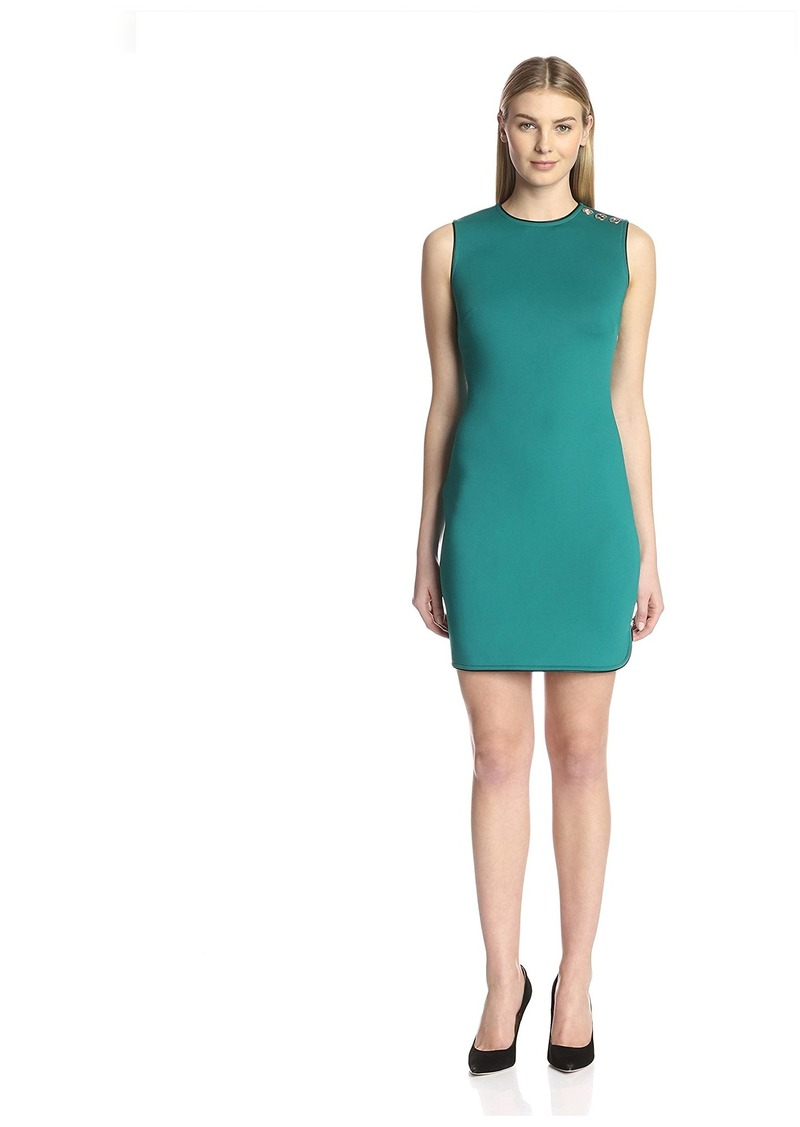 Marc New York Women's Sleeveless Sheath Dress