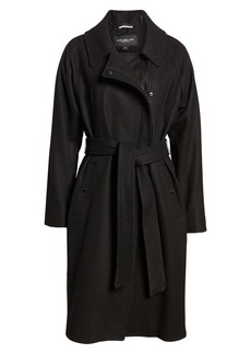 Marc New York Wool Blend Trench Coat