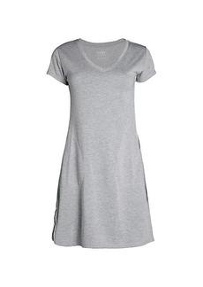 Marc New York Striped T-Shirt Dress