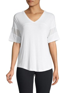 Marc New York V-Neck High-Low Tee