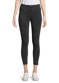 Marc New York Washed Cropped Leggings