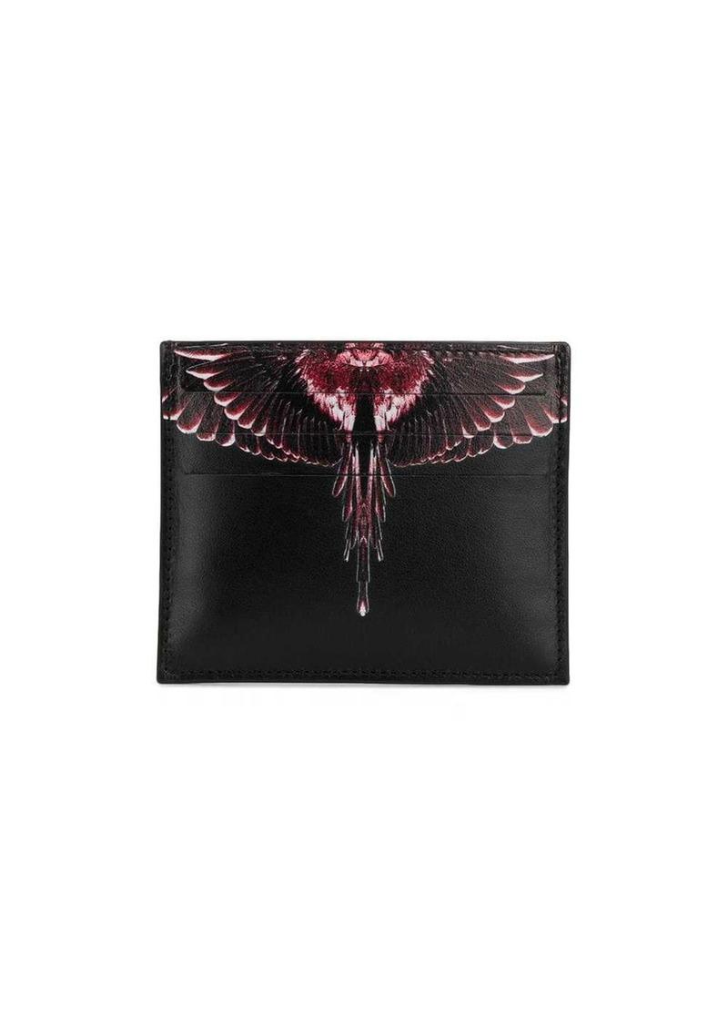 Marcelo Burlon angel print cardholder