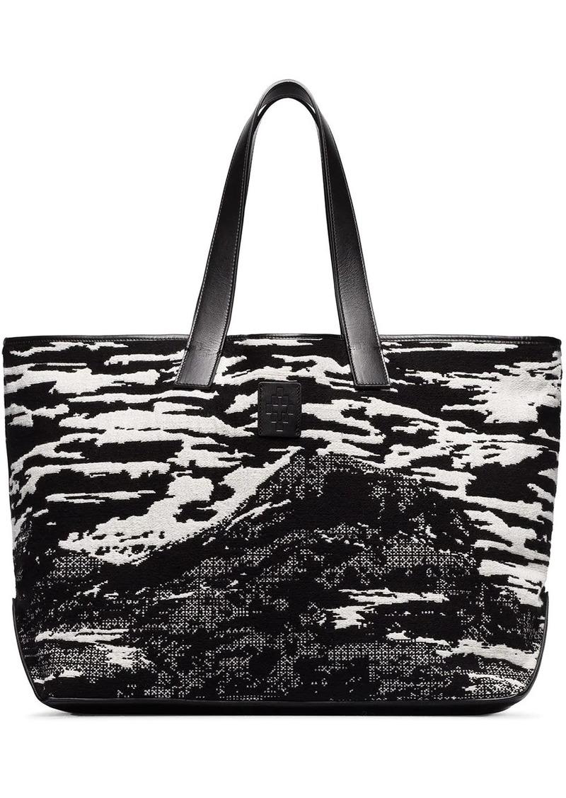 Marcelo Burlon mountains tote bag