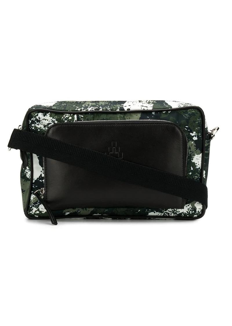 Marcelo Burlon camouflage messenger bag