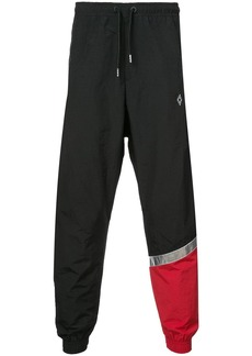 Marcelo Burlon colour block track pants