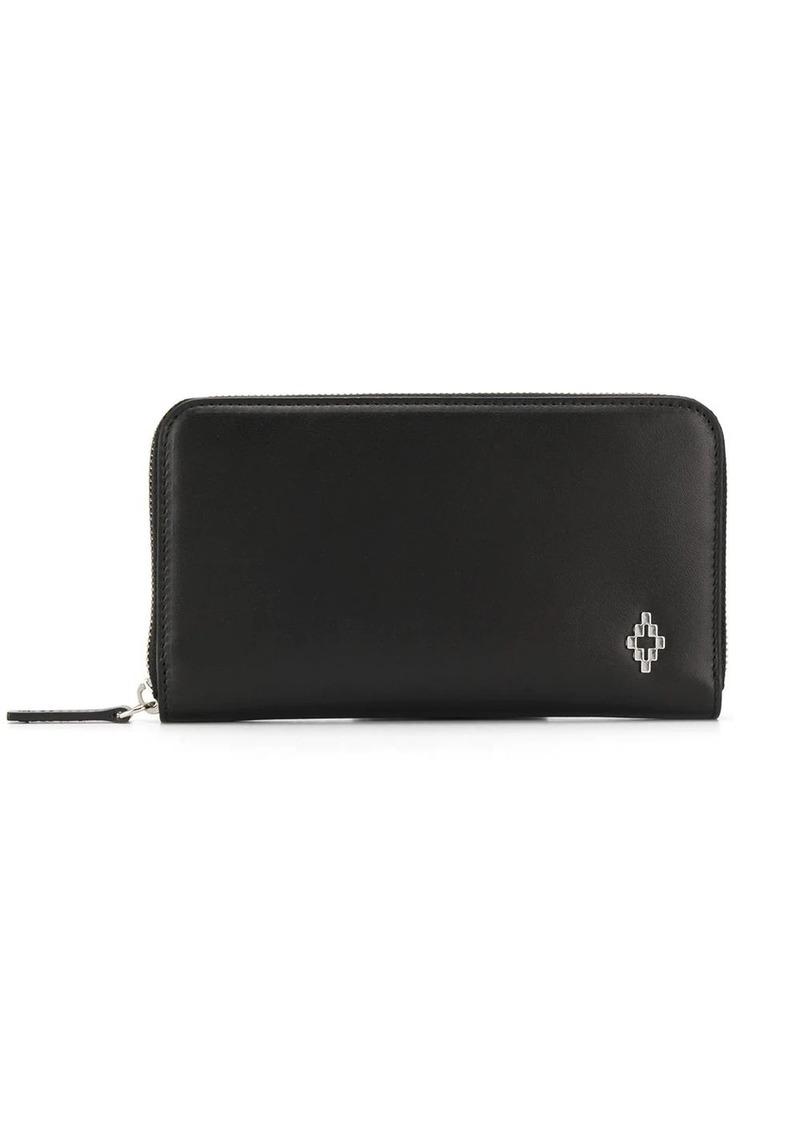 Marcelo Burlon cross logo wallet