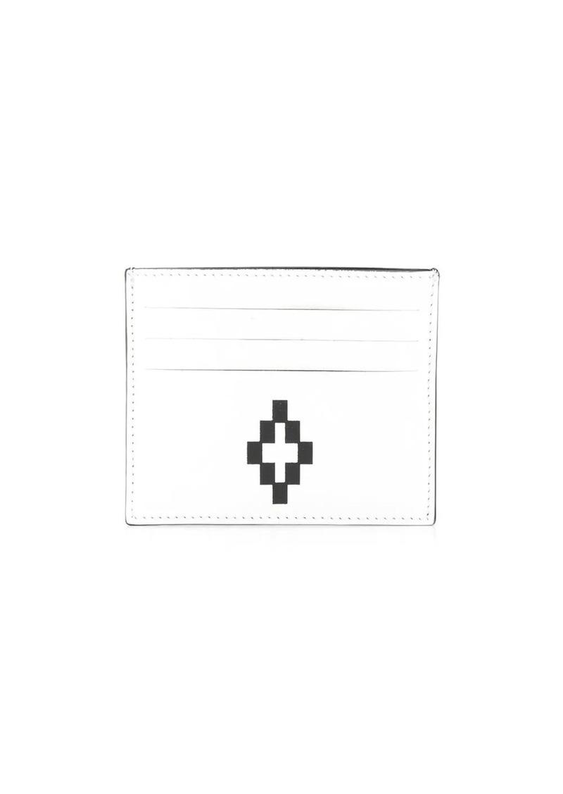 Marcelo Burlon diamond print cardholder