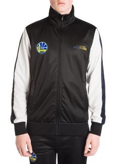 Marcelo Burlon Golden State Warriors Track Jacket