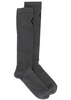 Marcelo Burlon knee high socks