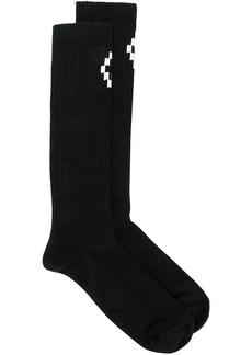 Marcelo Burlon knee-high socks