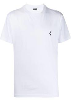 Marcelo Burlon embroidered logo crew-neck T-shirt