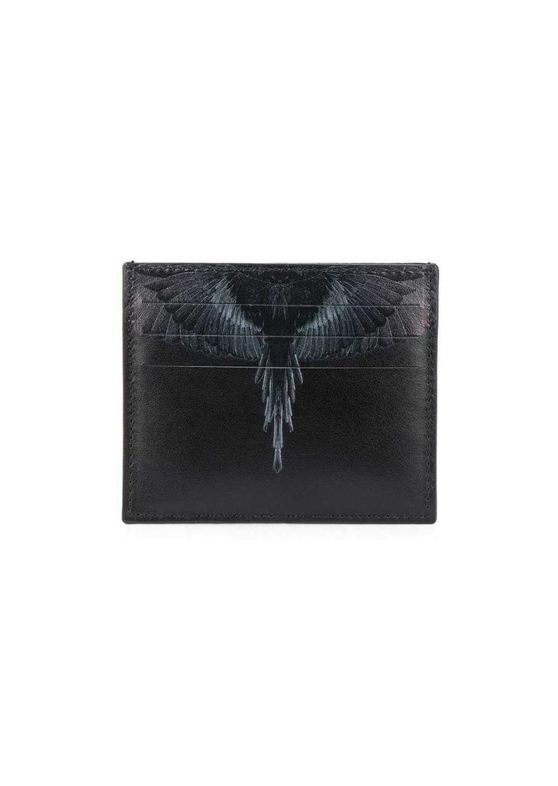 Marcelo Burlon wings-print logo cardholder