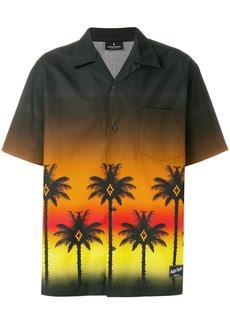 Marcelo Burlon Palms short-sleeved shirt