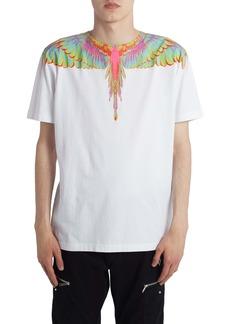 Marcelo Burlon Fluo Wings T-Shirt