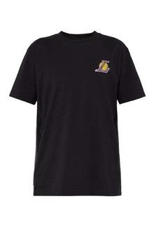 Marcelo Burlon Lakers cotton-jersey T-shirt