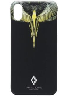 Marcelo Burlon Wings iPhone XS Max case