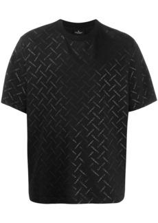 Marcelo Burlon multi logo print T-shirt
