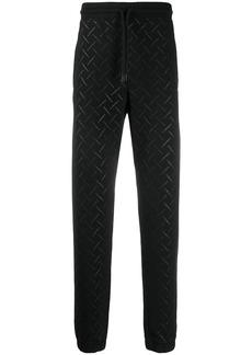 Marcelo Burlon multi logo print track pants