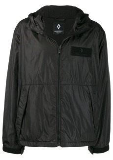 Marcelo Burlon patch wings windbreaker