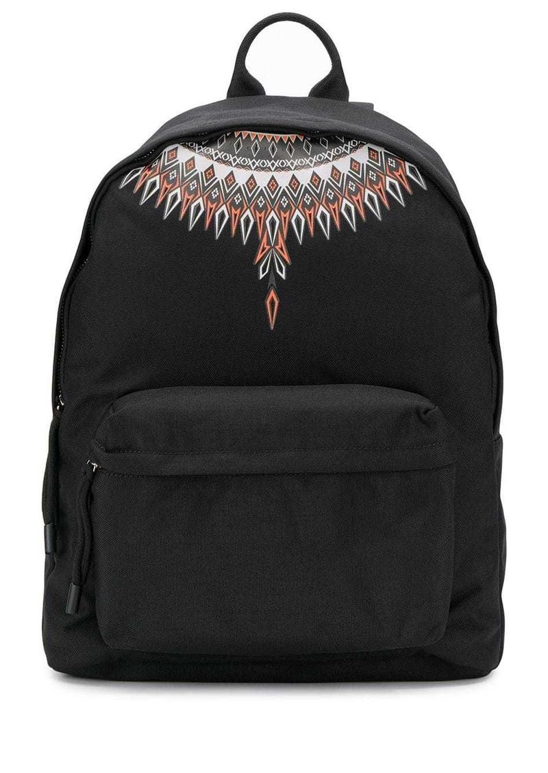 Marcelo Burlon printed backpack