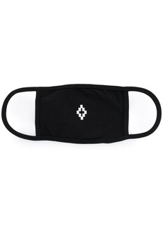 Marcelo Burlon printed logo mouth mask