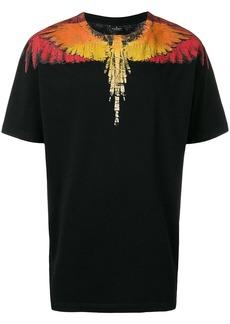 Marcelo Burlon wing pattern T-shirt