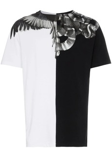 Marcelo Burlon Wings and snakes T-shirt