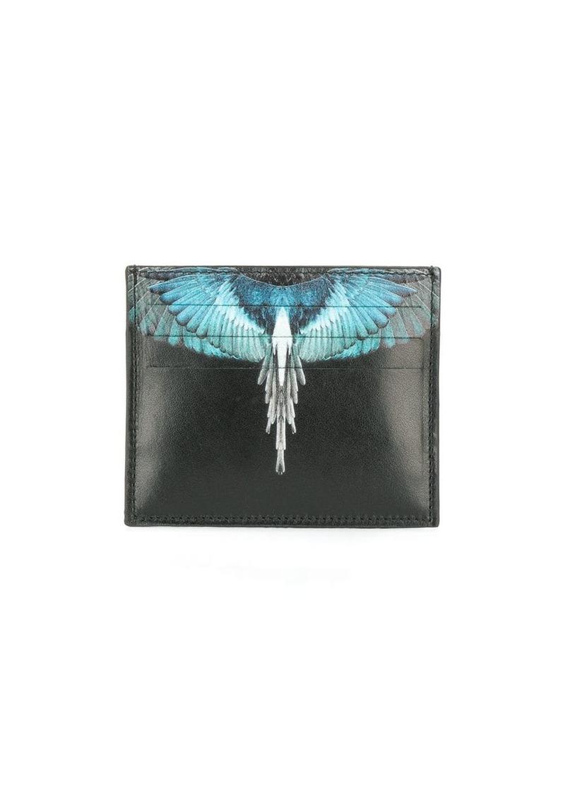 Marcelo Burlon Wings cardholder wallet