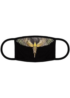 Marcelo Burlon Wings print face mask