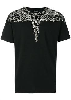 Marcelo Burlon Wings printed T-shirt
