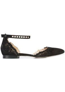 Marchesa Evie ballerina shoes