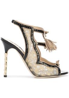 Marchesa Addilyn sandals - Black