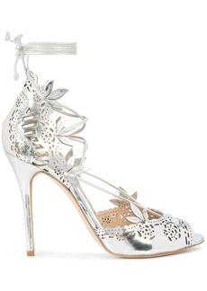 Marchesa Clara sandals - Metallic