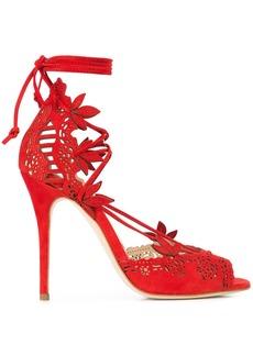 Marchesa Clara sandals - Red