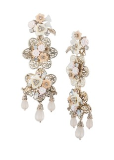 Marchesa marchesa crystal and goldtone floral chandelier earrings marchesa marchesa crystal and goldtone floral chandelier earrings jewelry aloadofball Image collections